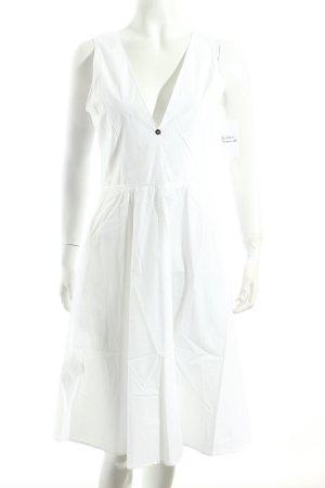 Pennyblack Trägerkleid weiß Beach-Look