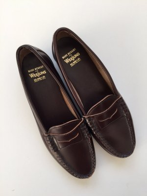 Business Shoes black brown leather