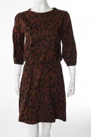 People Tree Shirtkleid Leoprint