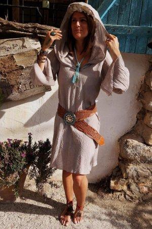 Pepa Bonett Ibiza Kaputzen Kleid / Tunika
