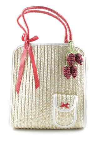 Pepaloves Handtasche mehrfarbig Romantik-Look