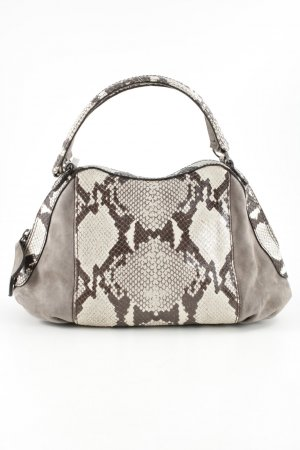 Pepe Castell Handtasche Animalmuster Animal-Look