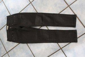 Pepe Drainpipe Trousers black