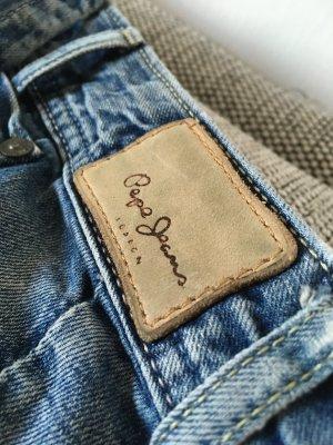 Pepe Hose Jeans Boyfriend Persian Drop Original