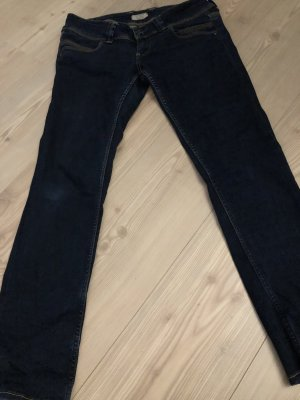 Pepe Jeans Low Rise jeans donkerblauw