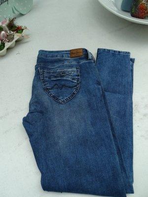 Pepe Jeans 29, Slim Fit, leg, Regular Waist