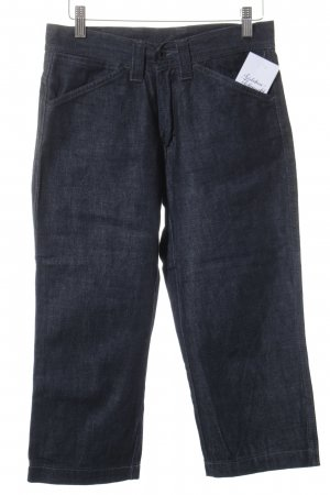 Pepe Jeans 3/4 Jeans dunkelblau Casual-Look