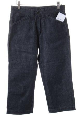 Pepe Jeans 3/4 Jeans dunkelblau Casual-Look
