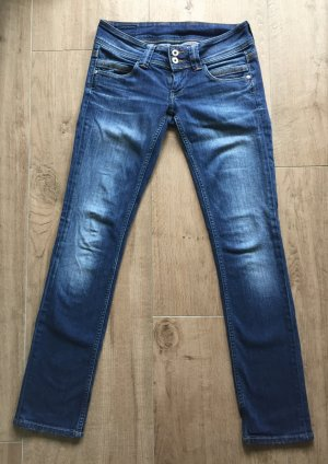 Pepe Jeans Stretch jeans blauw