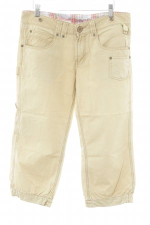 Pepe Jeans Jeans a 7/8 sabbia stile casual