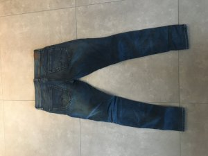 Pepe Jeans London Boyfriend Jeans dark blue