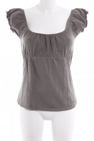 Pepe Jeans A-Linien Top khaki Casual-Look