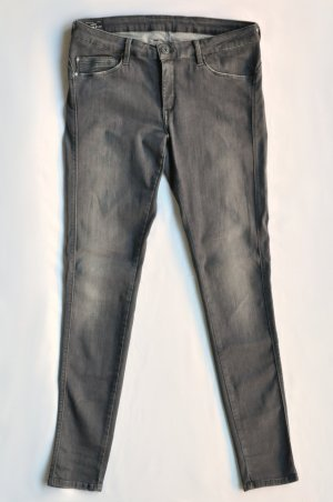 Pepe Jeans Vaquero elásticos gris