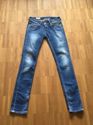 Pepe Jeans Arielle 27/32 mittlere Waschung Slim fit