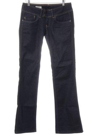 Pepe Jeans Baggyjeans dunkelblau Casual-Look