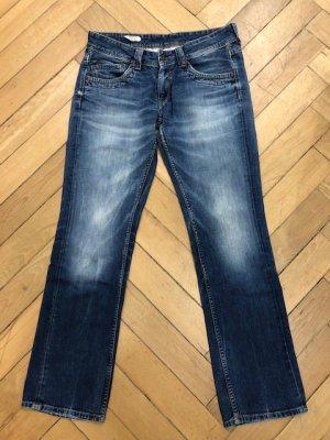 Pepe Jeans Bloom 32/43,  dunkelblau, used, Top Zustand