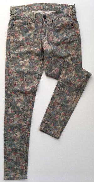 Pepe Jeans, Blumenmuster, Super Skinny