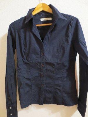 Pepe Jeans, Bluse, dk Blau, Gr. 36