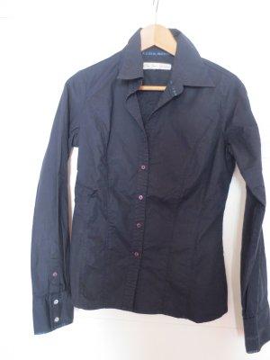 Pepe Jeans, Bluse in dk. blau, Gr. 36, nur 3x getragen