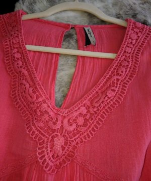 Pepe Jeans - Bluse in Pink Gr. L