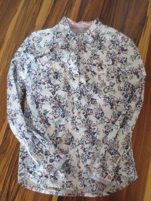 Pepe Jeans, Bluse mit Blumenaufdruck, Gr. 36, nur 3x getragen