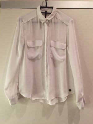 Pepe Jeans Bluse weiß
