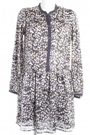 Pepe Jeans Blusenkleid abstraktes Muster