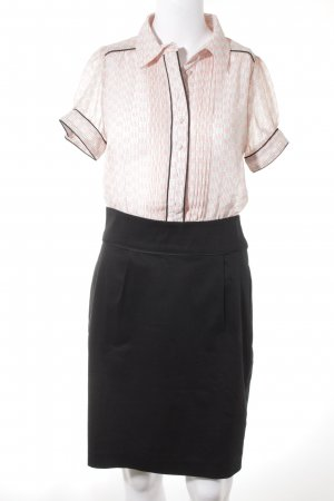 Pepe Jeans Blouse Dress striped pattern classic style