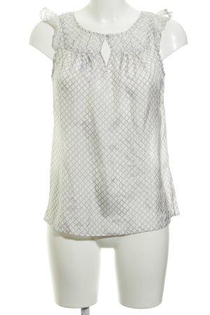 Pepe Jeans Blusa bianco-grigio chiaro motivo grafico stile romantico