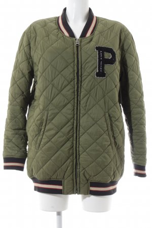 Pepe Jeans Bomber Jacket quilting pattern street-fashion look