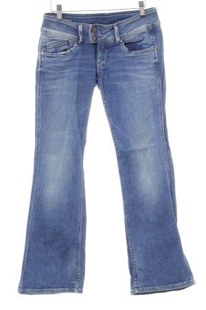 Pepe Jeans Jeans bootcut bleu style décontracté