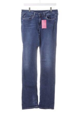 Pepe Jeans Boot Cut Jeans blau Casual-Look