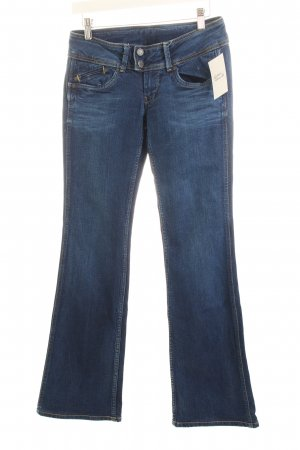 Pepe Jeans Boot Cut Jeans dunkelblau Casual-Look