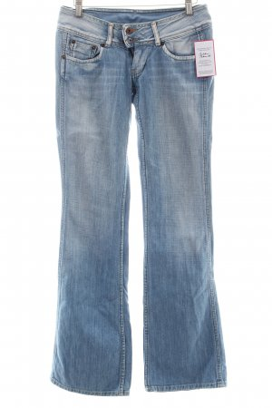 Pepe Jeans Boot Cut Jeans himmelblau Casual-Look