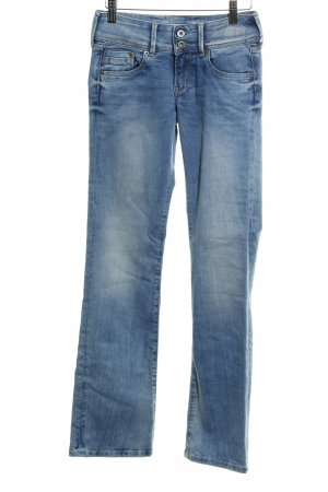 Pepe Jeans Boot Cut Jeans himmelblau meliert Retro-Look