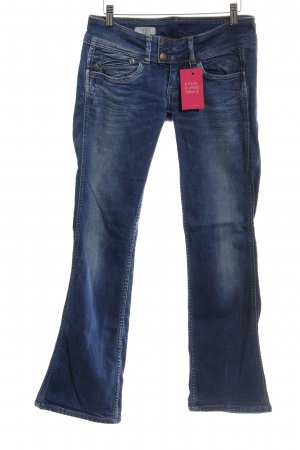 Pepe Jeans Boot Cut Jeans stahlblau Casual-Look