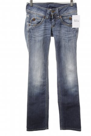 Pepe Jeans Boot Cut Jeans stahlblau Casual-Look