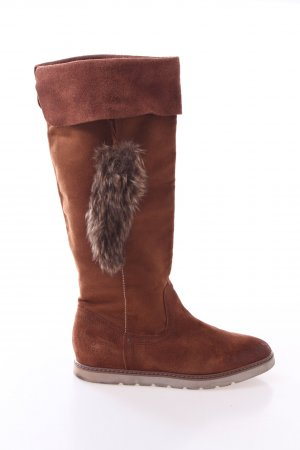 Pepe Jeans Jackboots brown-white