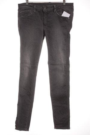 Pepe Jeans Boyfriendjeans dunkelgrau Casual-Look