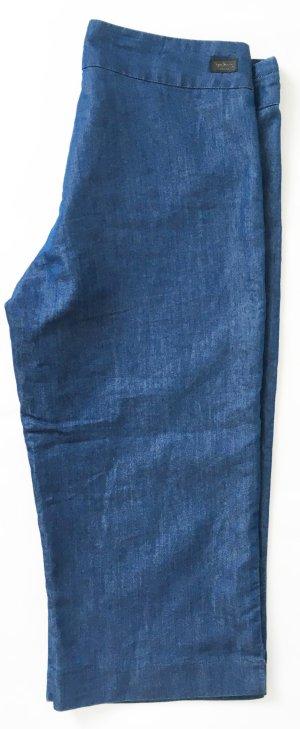 Pepe Jeans Capri Sommer Hose  M 38  engl 30 blau