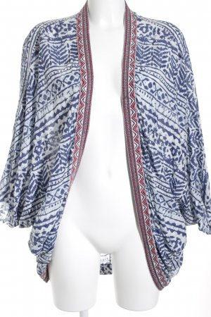 Pepe Jeans Cardigan abstraktes Muster Gypsy-Look