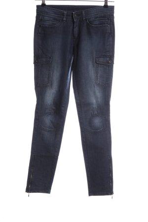 Pepe Jeans Cargohose blau Casual-Look