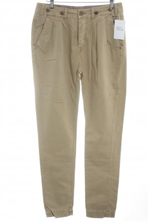 Pepe Jeans Chinohose ocker Casual-Look
