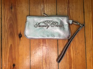Pepe Jeans London Clutch silver-colored-sand brown