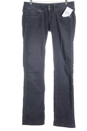 Pepe Jeans Cordhose dunkelgrau Casual-Look