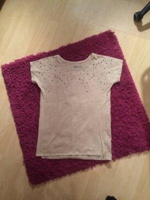 Pepe Jeans Damen Shirt nude