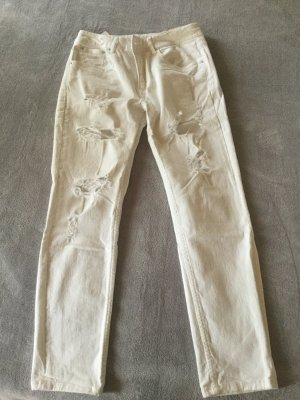 PEPE JEANS - Destroyed Jeans