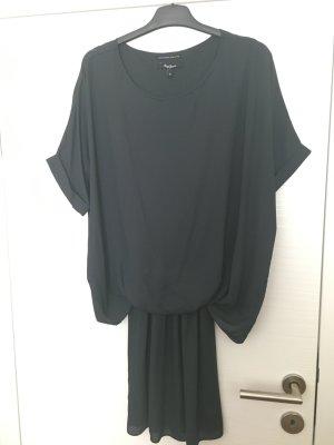PEPE Jeans Eastend, Cocktailkleid, kurzes Kleid, Gr. XL, schwarz, NEU!