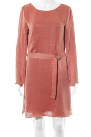 Pepe Jeans Empire Dress russet Boho look