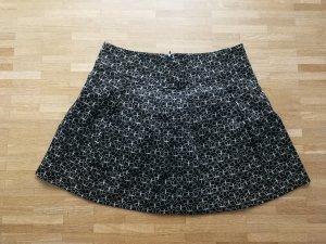 Pepe Jeans London Jupe blanc-noir coton
